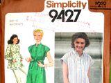 Simplicity 9427 A