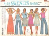 McCall's 5455 A