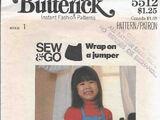 Butterick 5512 A