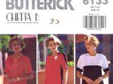 Butterick 6133 D