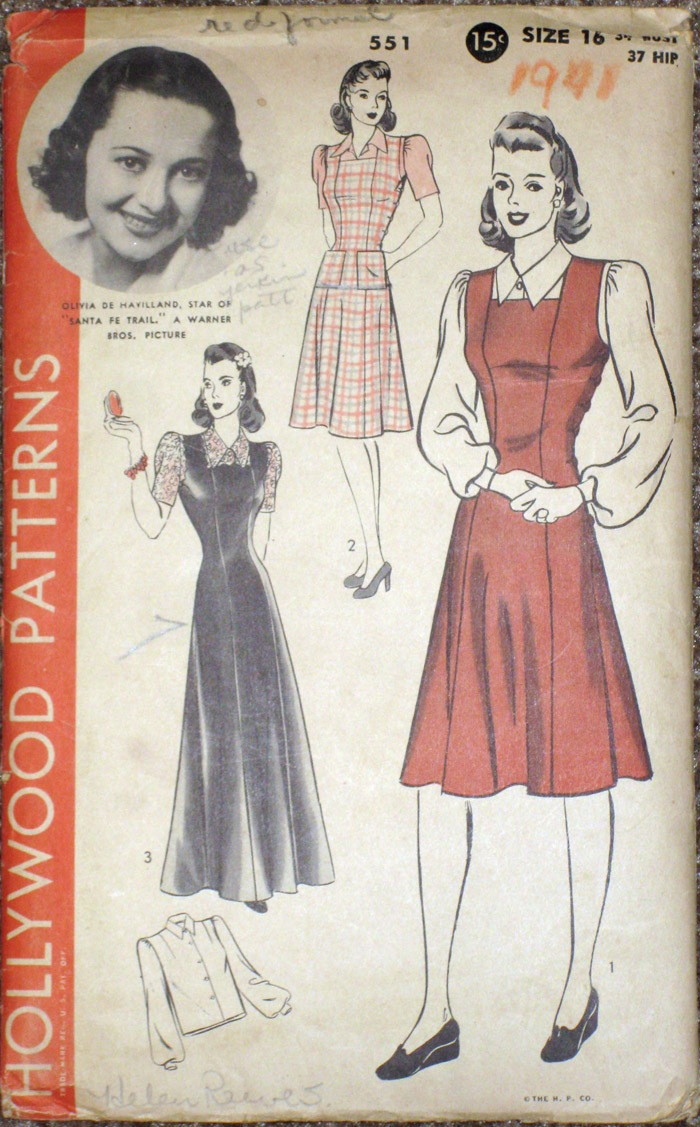 Category:1940s | Vintage Sewing Patterns | FANDOM powered by Wikia