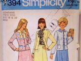 Simplicity 7394