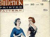 Butterick 7197
