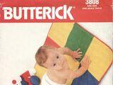 Butterick 3808 A