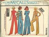 McCall's 5623 A