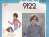 Simplicity 9122 A