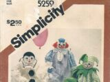 Simplicity 5259 B