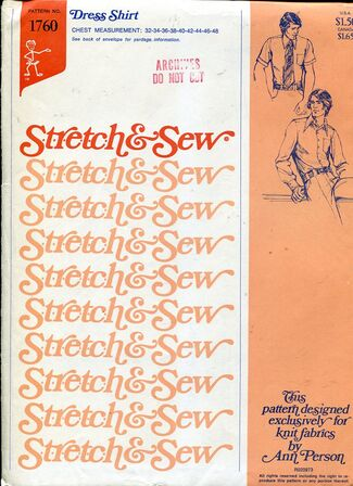 Stretch&sew1760