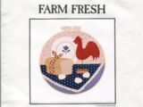 Country Appliques Farm Fresh