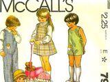 McCall's 7938 A