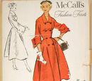 McCall's 9490 B