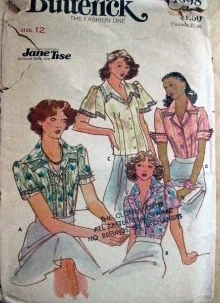 4098 pattern cover