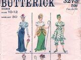 Butterick 3273