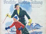 Deutsche Moden-Zeitung No. 3 Vol. 46 1936