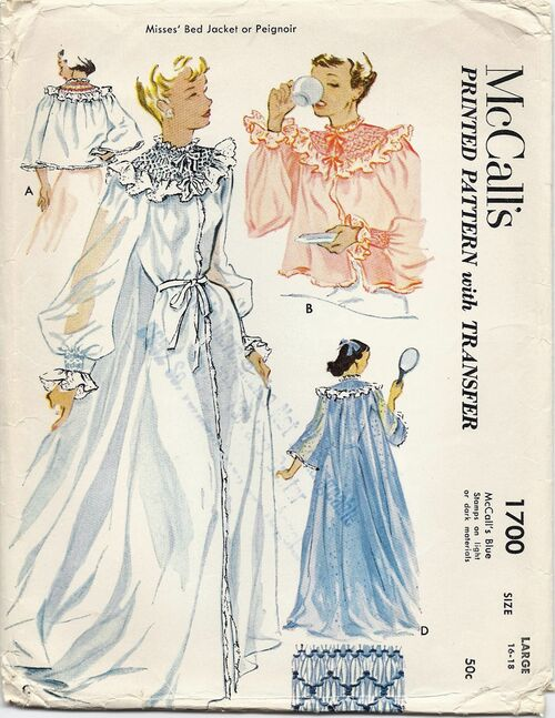 McCalls 1700 1952 1