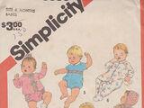 Simplicity 6383 A