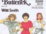 Butterick 5988 B