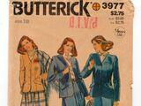 Butterick 3977 A