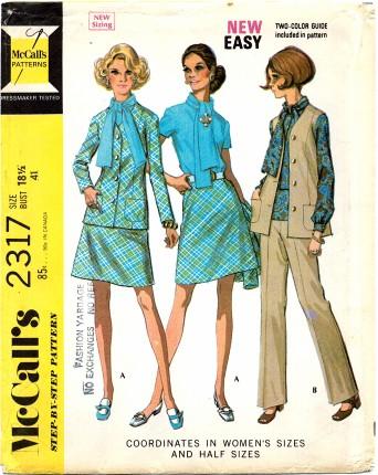 McCall's 2317