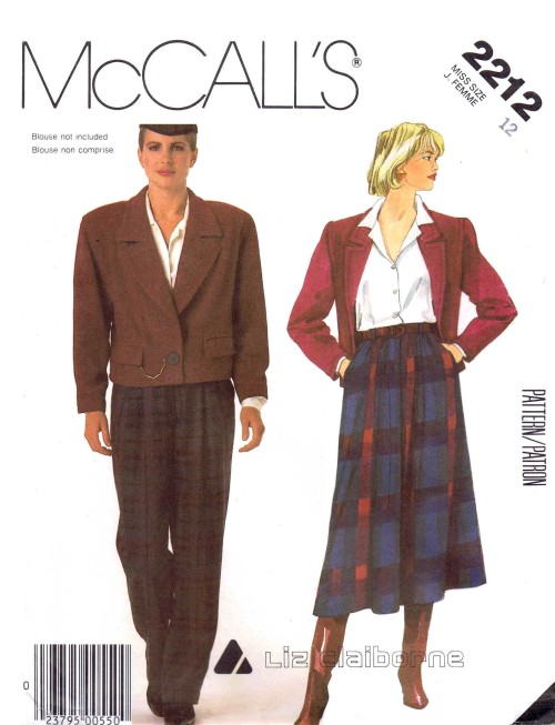 McCalls 1985 2212
