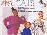 McCall's 2835