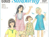 Simplicity 6905 A