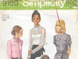 Simplicity 9159 B