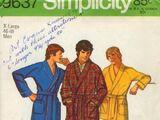 Simplicity 9637