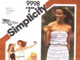 Simplicity 9998