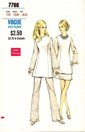 Vogue 7766