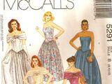 McCall's 5291 A