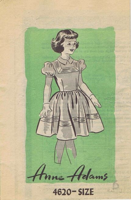 Anne Adams 1954 4620