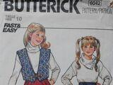 Butterick 6042 B
