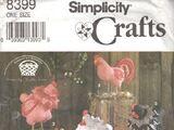 Simplicity 8399 C