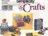 Simplicity 9339 A