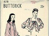 Butterick 4178 B