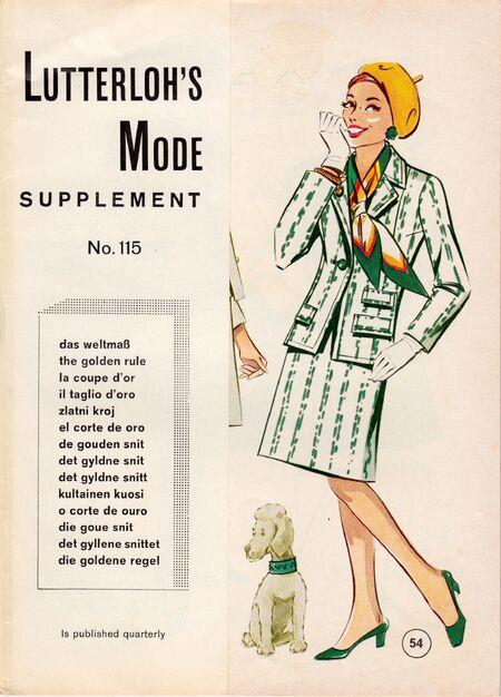 Lutterloh Supplement 115