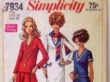 Simplicity 7934