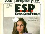 Simplicity 9025