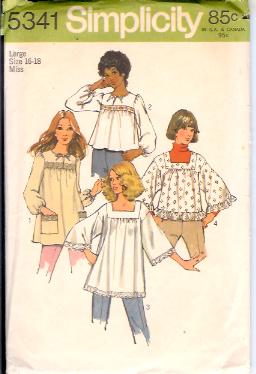5341S 1972 Tops