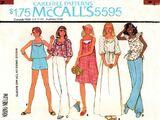McCall's 5595 A