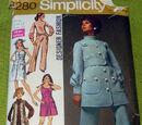 Simplicity 8280 A
