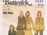 Butterick 3444