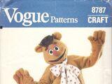 Vogue 8787 B