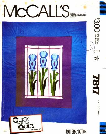 McCalls 1981 7817
