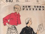 New York 840 A