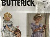 Butterick 3087 B