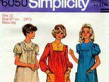 Simplicity 6050