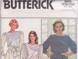 Butterick 6825