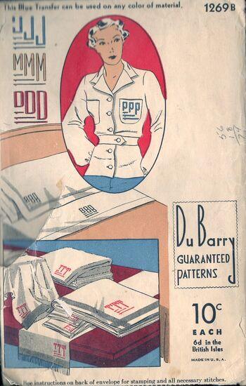 DuBarry 1269B